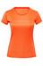 Dynafit Traverse - Camiseta manga corta Mujer - naranja